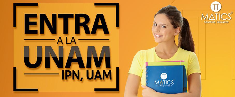 ingresa a la UNAM